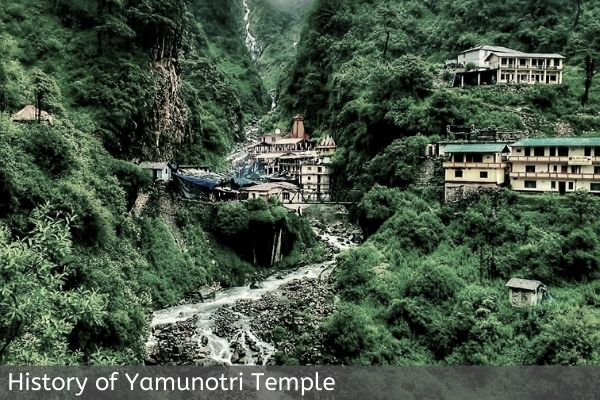 Old Yamunotri Temple