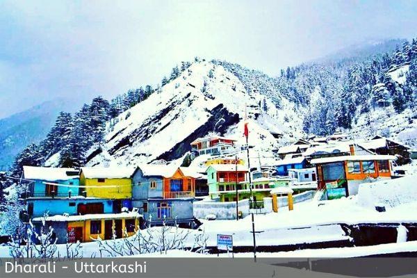 dharali best tourist place in uttarkashi