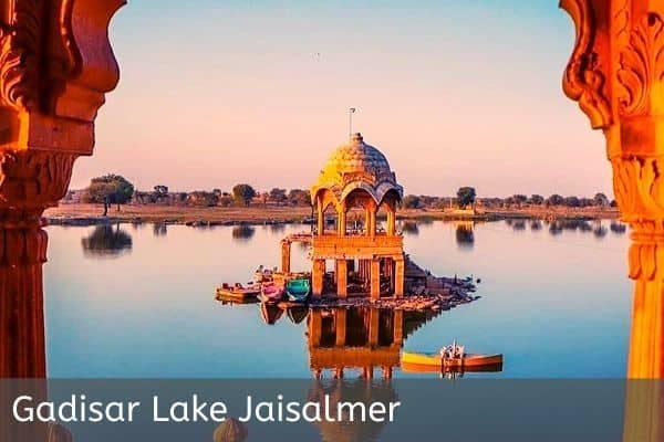 Gadisar Lake Jaisalmer