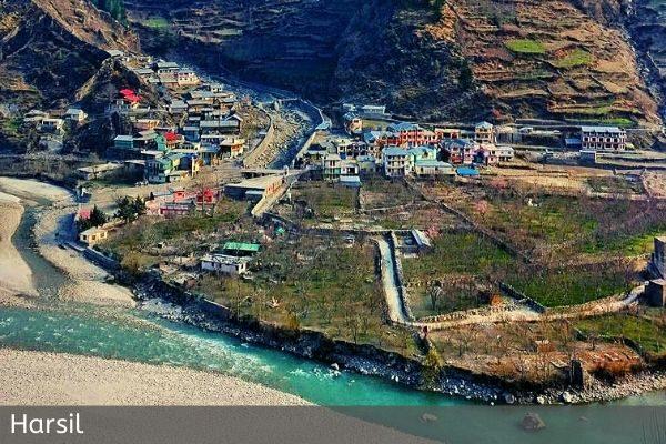 harsil best tourist place near gangotri