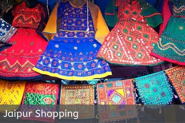 Jaipur Shopping Market