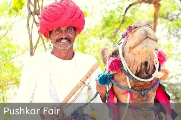 Pushkar Travel Fair