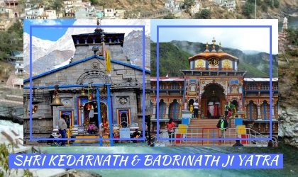 Char Dham Yatra - By Helicpter Tour