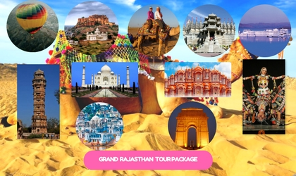 Grand Rajasthan  Tour Package India