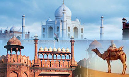 Delhi-Agra-Jaipur 3 nights & 4 days Golden Traingle Tour