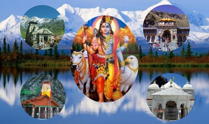 Char Dham Yatra Package Booking 2017