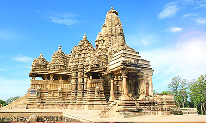 Khajuraho Temple-Cultural India Tour