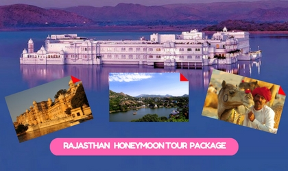 Rajasthan Tour Package with Udaipur & Mount Abu