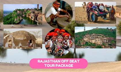 Rajasthan Offbeat Tour Package India