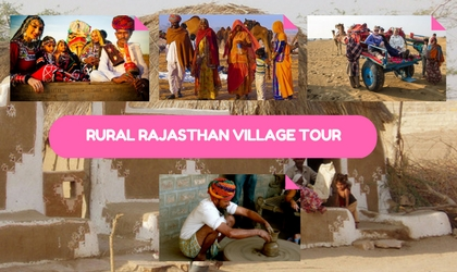 Rajasthan Rural & Village Tour India