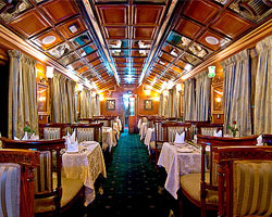 Palace on Wheels ticket booking