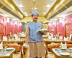 Royal Rajasthan on Wheels ticket booking