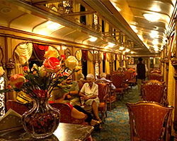 The Golden Chariot ticket booking